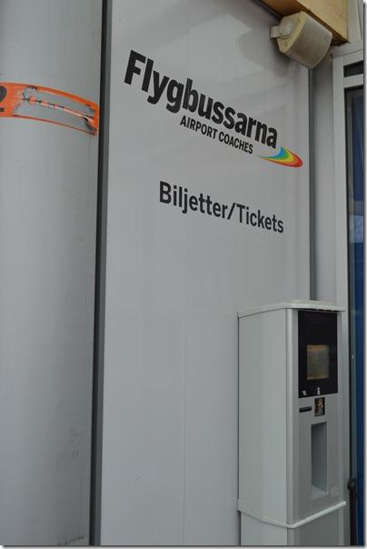Flygbussarna tickets