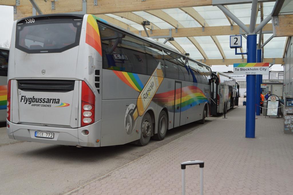 flygbussarna göteborg
