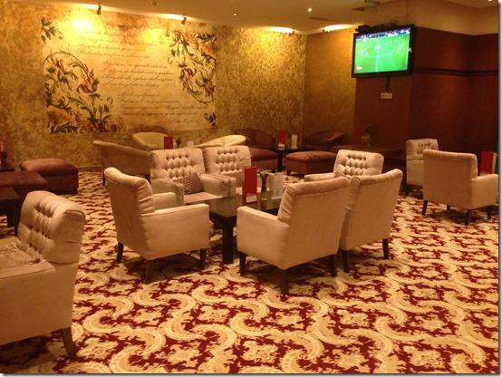 Ramada Sofia lobby2