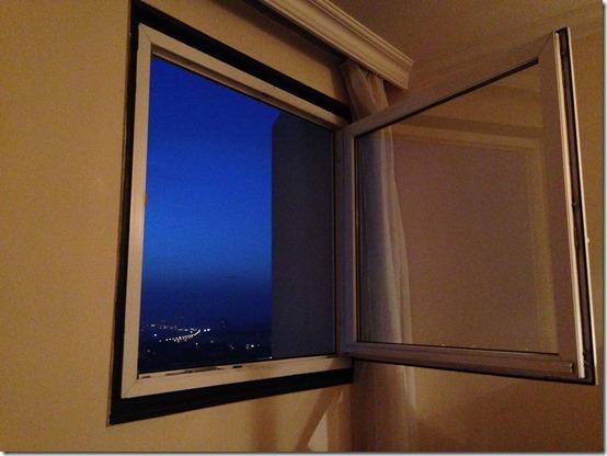Ramada Sofia window