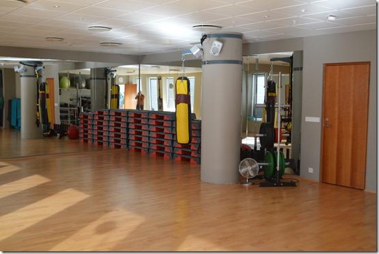 Hilton gym 3