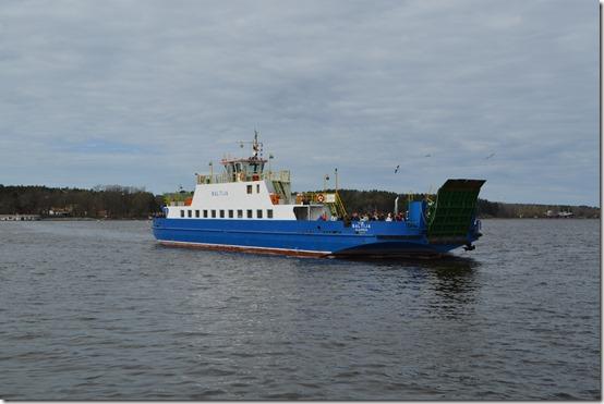 Klaipeda ferry