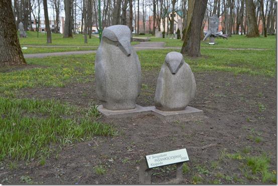 Klaipeda penguins