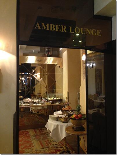 Ramada Amber Lounge