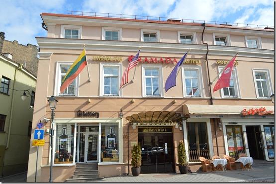 Ramada Vilnius ext1