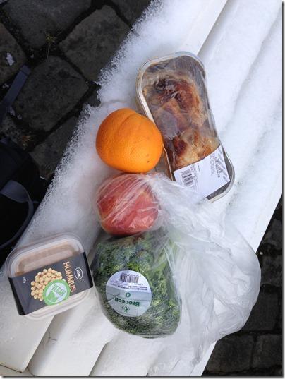 Reykjavik takeaway dining