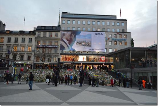 Sergels Torg plaza