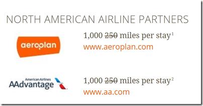 Choice AAdvantage-Aeroplan 1000 promo
