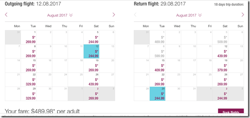 SEA-CGN Eurowings Aug calendar