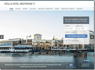 SPG Apollo Amsterdam