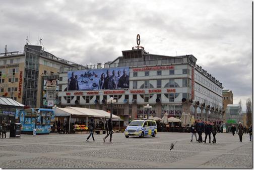 Sodermalm square