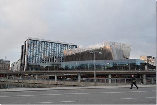 Stockholm Rad Blu Waterfront