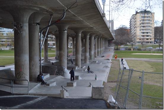 Stockholm Skate park
