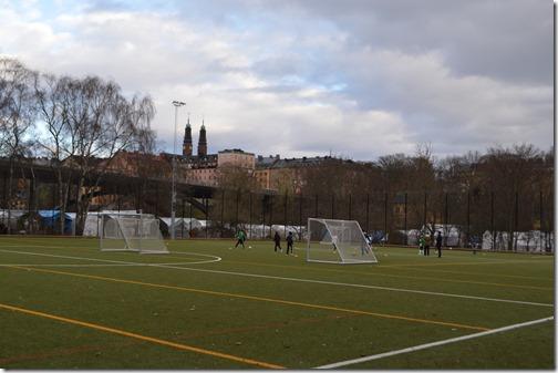Stockholm football