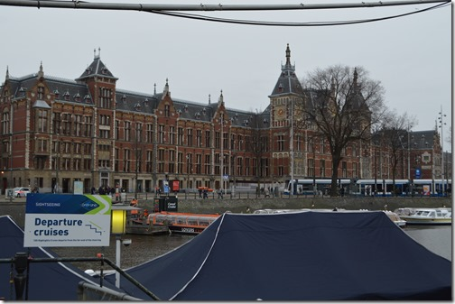 AMS Centraal station