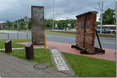 Gdansk Shipyard wall