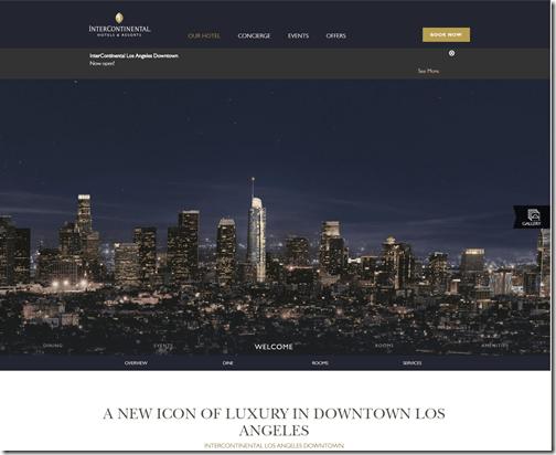 IC LA webpage home