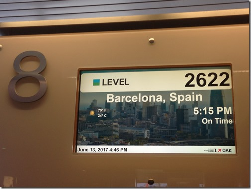 Level BCN screen