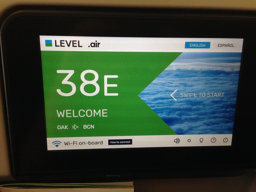 level airlines 149 one way ticket oakland to barcelona trip