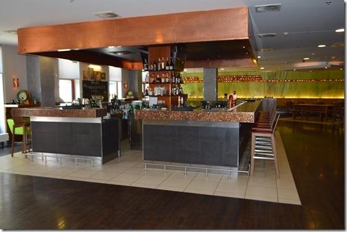 Marriott Plzen bar