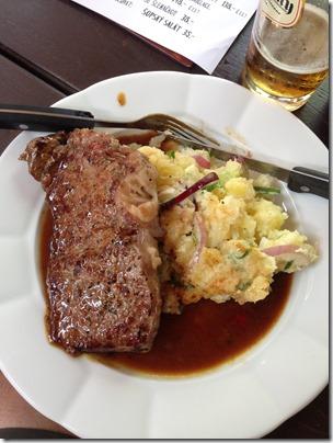 Park Inn local pub food