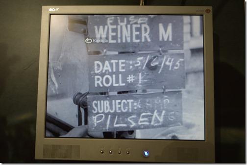 Patton Museum WWII film