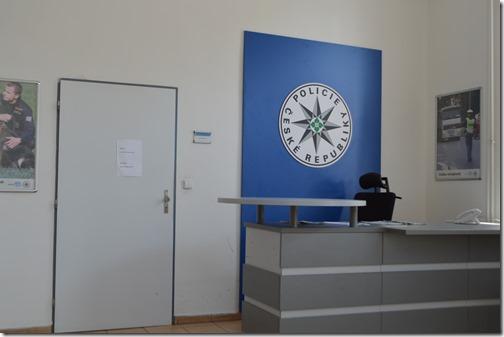 Prague Police Station