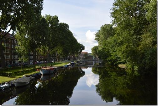 Rembrandt park canal housing