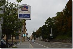 BW Brno sign