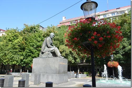 Bratislava Free Tour point
