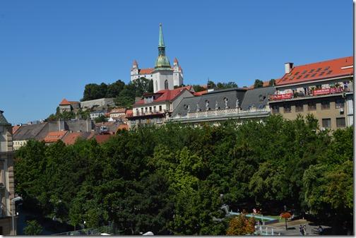 Bratislava Rad view