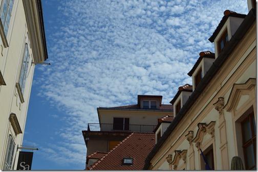 Bratislava sky