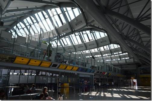 Brno BRQ Airport