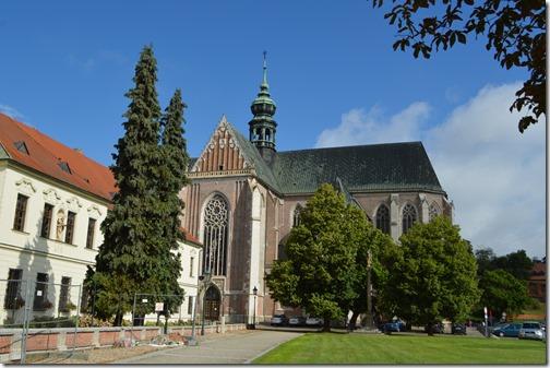 Brno abbey