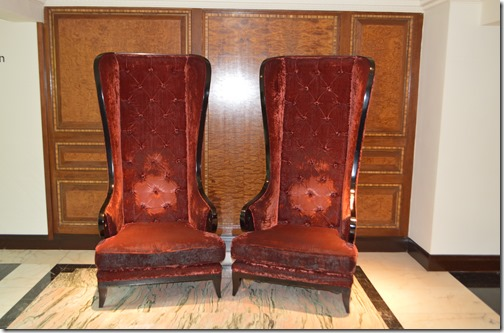 Rad LHR chairs