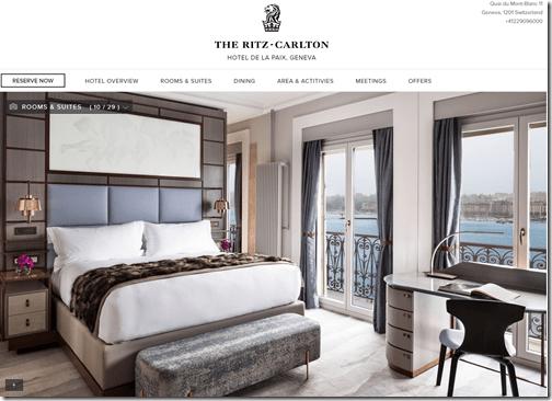 Ritz Carlton Geneva