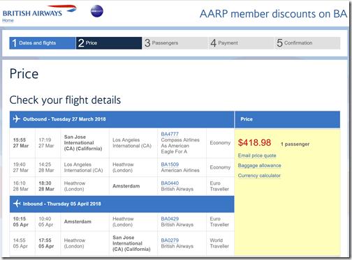 SJC-AMS $419 BA-AARP Mar27-Apr5