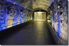 Fontvieille tunnel