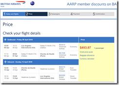 LAX-CDG $494 BA-AARP Apr6-15