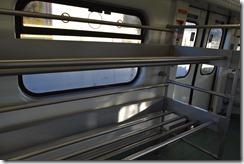 Metro luggage rack