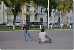 Nice skaters