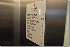 Sense floors