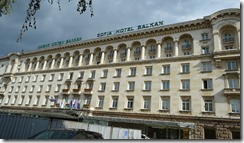 Sofia Balkan Hotel ext2