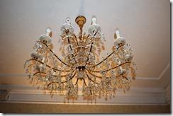Sofia Balkan guest floor chandelier