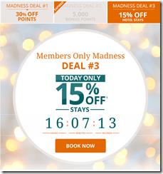 Choice Member Deal 15% off