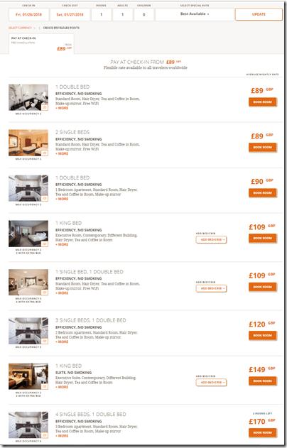 Malone Lodge Belfast 149GBP suite