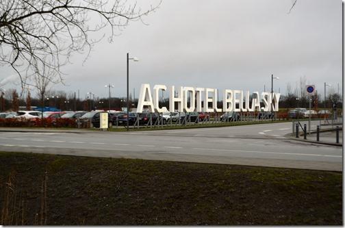 AC Bella Sky sign