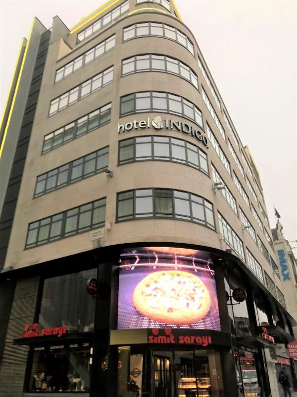 Room Over Stars Hotel Indigo London Leicester Square Loyalty Traveler