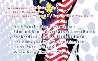 MyConsti Penang: 'Perjuangan Mahasiswa'