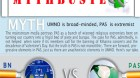 #Infographic: Mythbuster – Who is the real extremist?
